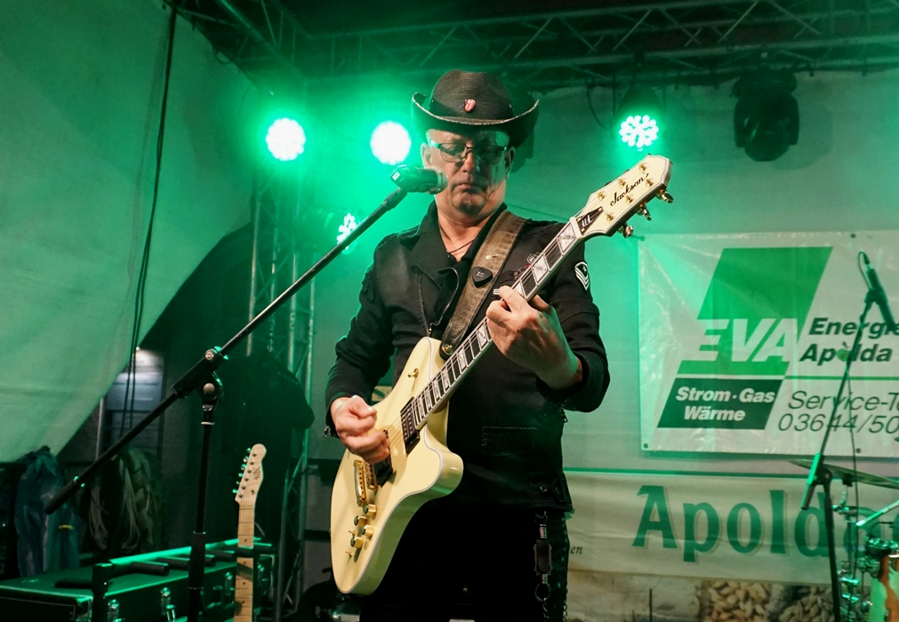 Groove in Apolda