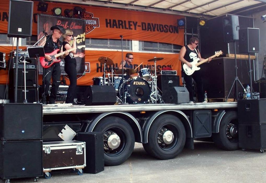 Harley Treffen Gera