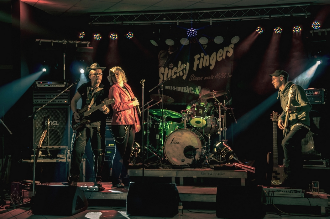 Sticky Fingers (10 Jahre9