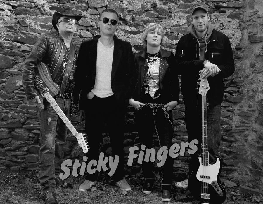 Sticky Fingers mit Jörn und Toni